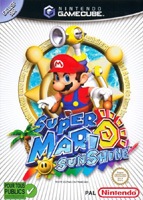 cover Super Mario Sunshine euro