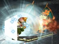 Super Smash Bros Melee, capture décran