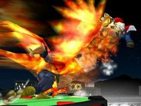 Super Smash Bros Melee sur Nintendo Gamecube