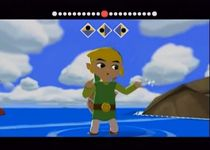 The Legend of Zelda - The Windwaker, capture d'écran