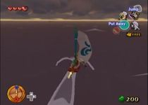 The Legend of Zelda - The Windwaker sur Nintendo Gamecube