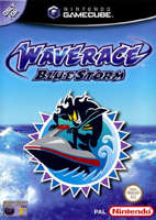 Photo de la boite de Wave Race Blue Storm