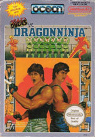 Photo de la boite de Bad Dudes VS Dragon Ninja