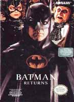 Photo de la boite de Batman Returns
