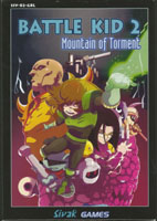Photo de la boite de Battle Kid 2 - Mountain of Torment