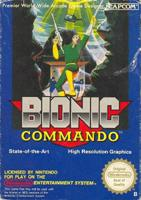 Photo de la boite de Bionic Commando