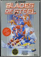 Photo de la boite de Blades of Steel