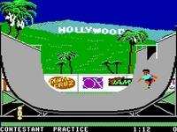 California Games sur Nintendo Nes