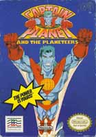 Photo de la boite de Captain Planet and the Planeteers