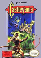 Photo de la boite de Castlevania