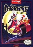 Photo de la boite de Darkwing Duck