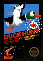 Photo de la boite de Duck Hunt