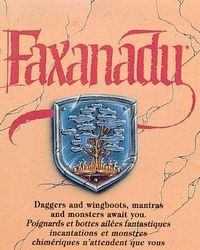 Photo de la boite de Faxanadu