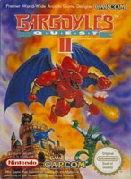 Photo de la boite de Gargoyle s Quest 2