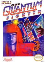 Photo de la boite de Kabuki - Quantum Fighter