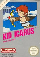 Photo de la boite de Kid Icarus