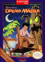Photo de la boite de Little Nemo - The Dream Master