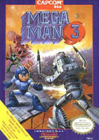 Photo de la boite de Mega Man 3