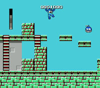 Mega Man, capture d'écran