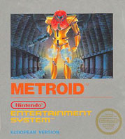 Photo de la boite de Metroid