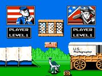 North and South sur Nintendo Nes