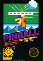 Photo de la boite de Pinball