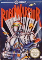 Photo de la boite de RoboWarrior