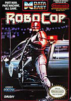 Photo de la boite de Robocop