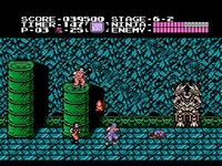 Shadow Warriors sur Nintendo Nes