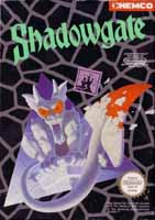 Photo de la boite de Shadowgate