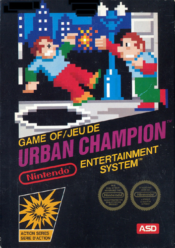 Photo de la boite de Urban Champion