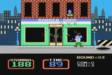 une photo d'écran de Urban Champion sur Nintendo Nes
