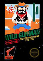 Photo de la boite de Wild Gunman
