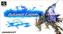 Photo de la boite de Bahamut Lagoon
