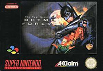 Photo de la boite de Batman Forever