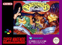 Photo de la boite de Battletoads in Battlemaniacs