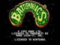 Battletoads in Battlemaniacs, capture décran