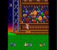 Bubsy in Claws Encounters the Furry Kind sur Nintendo Super Nes