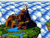 Chrono Trigger, capture d'écran