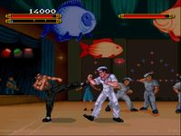 Dragon - The Bruce Lee Story sur Nintendo Super Nes