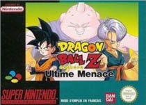 Photo de la boite de Dragon Ball Z - Ultime Menace