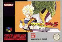 Photo de la boite de Dragon Ball Z