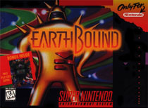 Photo de la boite de EarthBound