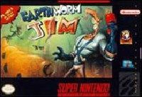Photo de la boite de Earthworm Jim