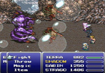 Final Fantasy 6, capture décran