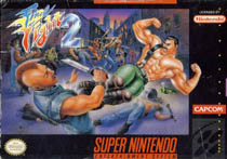 Photo de la boite de Final Fight 2