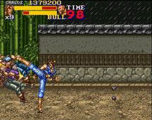 Final Fight 2 sur Nintendo Super Nes