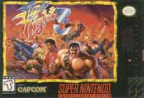Photo de la boite de Final Fight 3