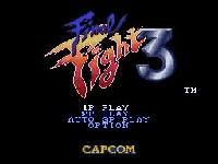 Final Fight 3, capture d'écran