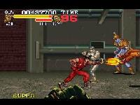Final Fight 3, capture décran
